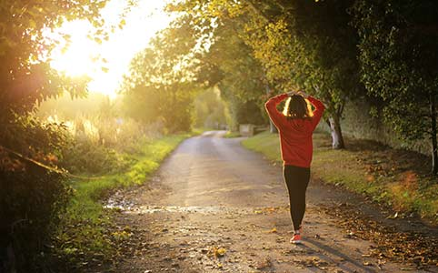 Exercise to avoid the flu