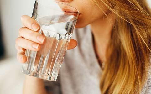Keep hydrated
